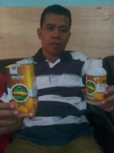 Testimoni QnC Jelly Gamat Katup Jantung Bocor Pak Khaidirman